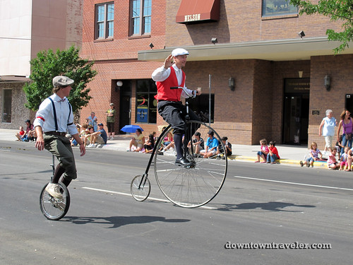 CFD Parade 2010_cyclists