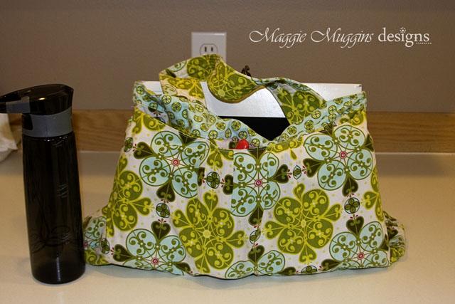 The Maggie Bag Stuffed