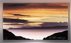 Sunset View. Explored. (Bill McKenzie / bmphoto) Tags: skye eos best 5d armadale arisaig camusdarach explored