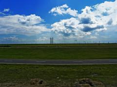 Stripes: the Romanian Plain (cod_gabriel) Tags: sky clouds stripes romania plain nori roumanie cer romnia campie sosea cmpie dungi cmpiaromn campiaromana osea