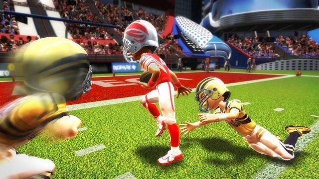 E3 2011 Kinect Sports Season 2 Hands-On Preview (2)