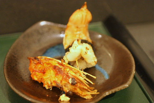 Ebi (Arabian White Shrimp from Red Sea)