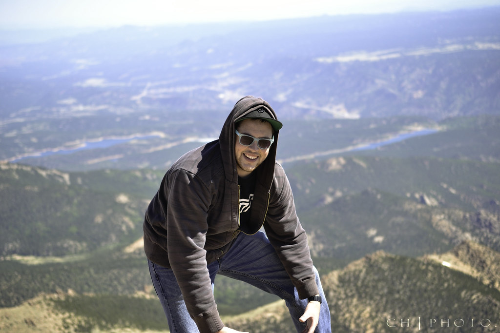 Connor's Pikes Peak Adventure 5882014672_9fc4d46041_b