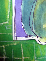 GREEN pepper ~ detail