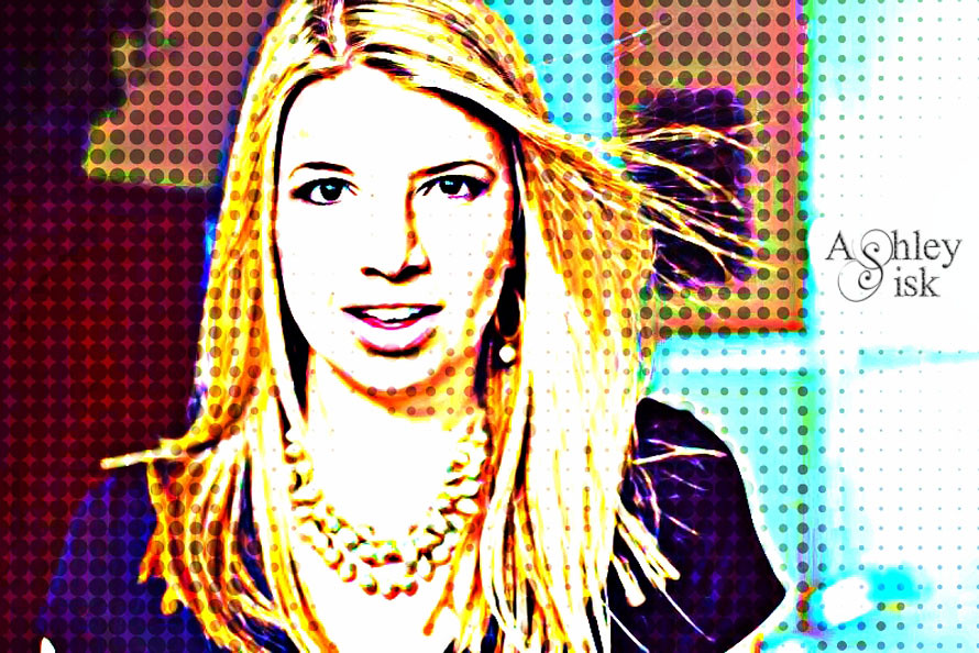 Ashley Pop Art