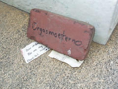 Items left at Edgar Allan Poe's final grave