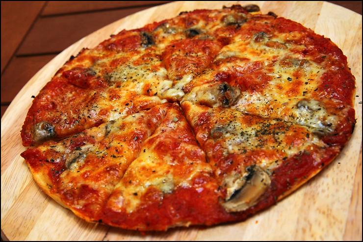 funghi-pizza