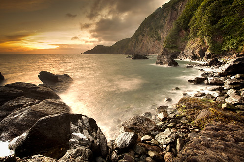 475/1000 - Woody Bay Sunrise 7 by Mark Carline