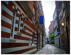 Alleyway near EU Embassy (swanksalot) Tags: london swanksalot sethanderson