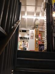 IMG_1026 (asherwilcox) Tags: photography bnw bw blackandwhite bandw spooky antiques contrast dslr old retro vintage architecture buildings doll dolls toys orange colors blue raisins strange esoteric ubuquitous light dark kansascity city film