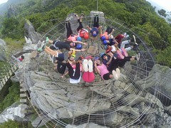 IMG_7713 (kitix524) Tags: travel adventure trekking masungigeoreserve rizalprovince nature mountains caving