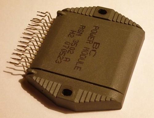Power Module RSN3502A ©  Sergey G