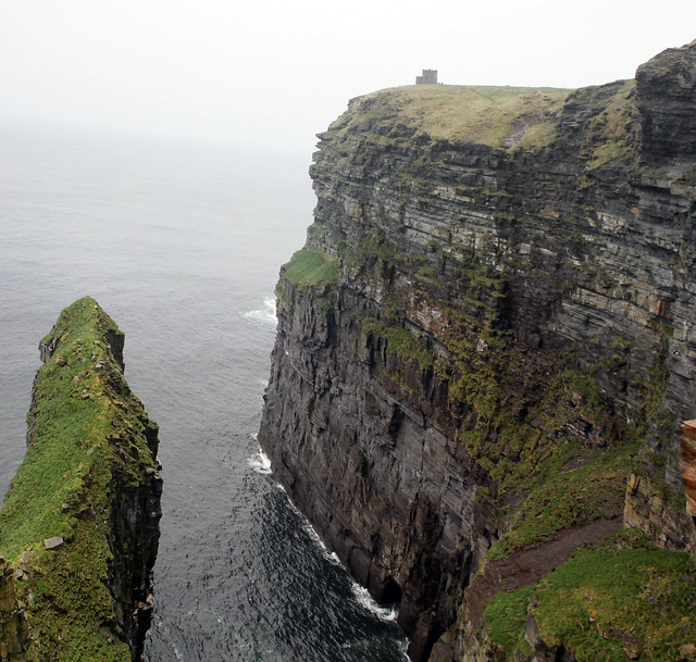Cliffs of Moher hdr panorama