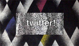 Twitter Page Badge