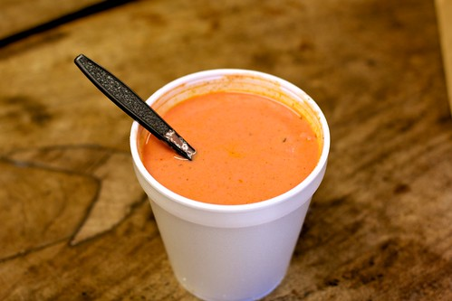 Le Dog: Lobster Bisque