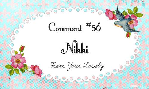 SAG winner Nikki
