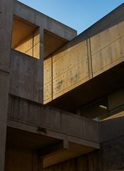 Sunset at Salk (Martin's Little Shop of Photos) Tags: lajolla thesalkinstitute