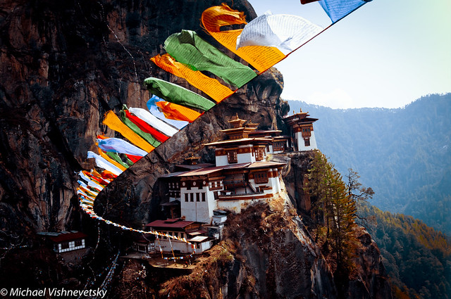 Paro Taktsang: The Stuff of Legend