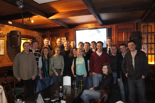 Kyiv Oxbridge alumni & friends 26.3.11