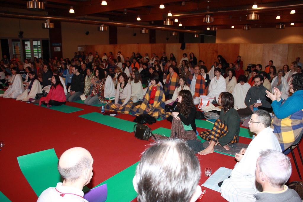 XII Congreso de Yoga de Gijón 015