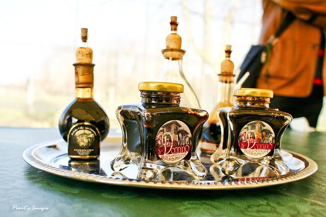 各種陳年酒醋