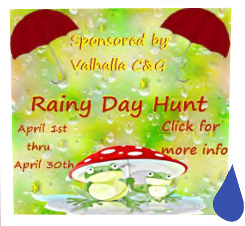 rainy day hunt poster