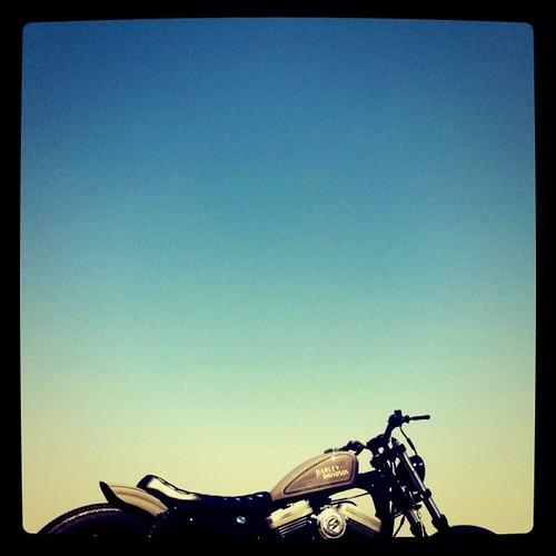 1200S Sportster Custom by hidemotorcycle