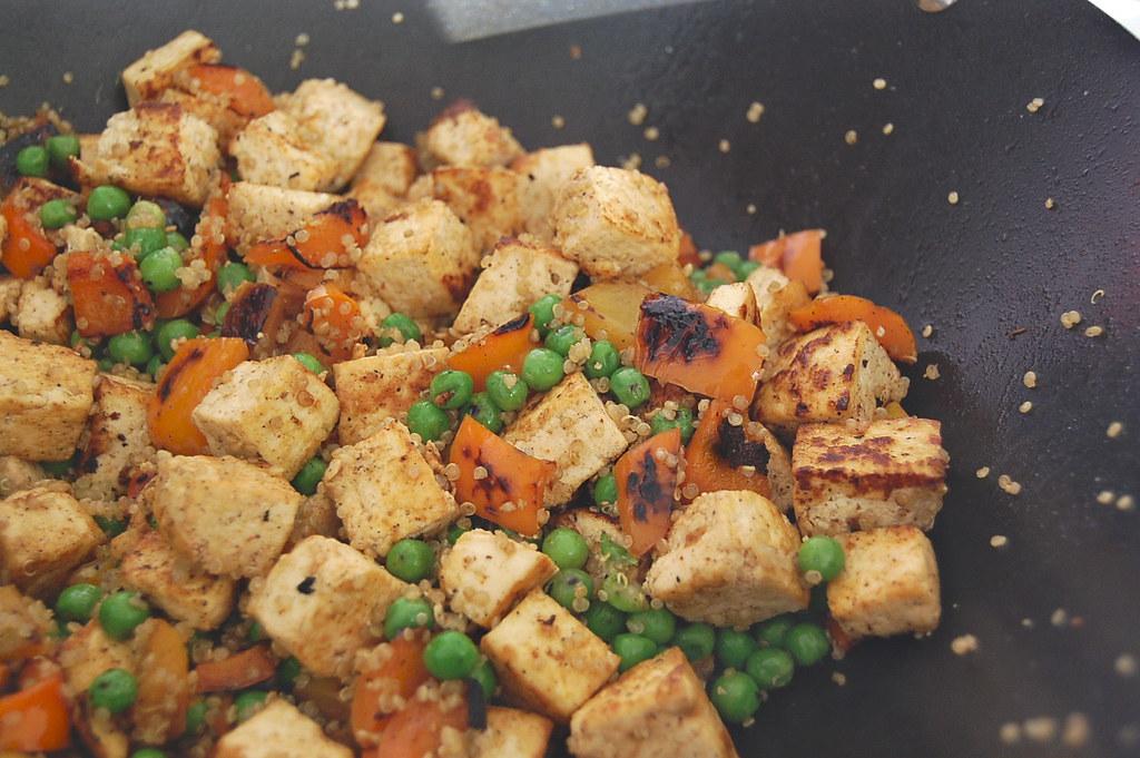 Tofu Stir-Fry