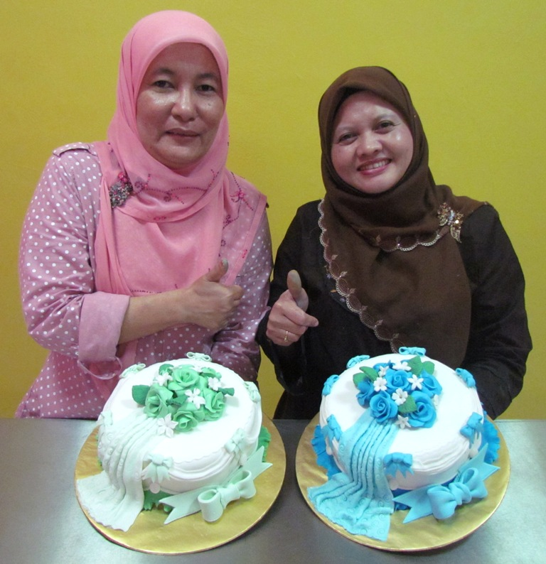 Advanced Fondant Cake Deco Class