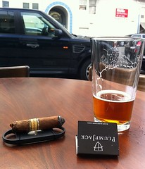 A good Cuban cigar,Beer and a Black Range Rover.  What else can a man want ?? (Σταύρος) Tags: sf auto sanfrancisco california ca street city apple beer glass car bar table restaurant calle downtown phone habit cerveza cuba thecity streetphotography cellphone cell vice corso cigar streetscene drinks mobilephone cigars bier parked cerveja gps posh matches expensive cuban rangerover ristorante glas stogie puro cowhollow puros vices kalifornien foodie wateringhole sfist iphone localbar qualitytime blackcar サンフランシスコ cervejaria coldone saofrancisco cubancigar balboacafe カリフォルニア plumpjack globalpositioningsystem californië appleiphone iphone4 lahabanacuba finecigars iluviphone калифорния σανφρανσίσκο theinplacetoeatdrinkandmakemerry cubanocigars backcamera