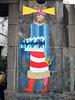 Various & Gould, Berlin (Antonia Schulz) Tags: street city urban streetart berlin art face cutout germany print poster deutschland town screenprint gesicht arte kunst strasse wheatpaste paste cité urbanart stadt silkscreen urbana various rue friedrichshain plakat ville afiche figur gould affiche urbain siebdruck colle 2011 kleister strase berlinstreetart öffentlicherraum variousgould variousandgould plakatfigur rabotniki
