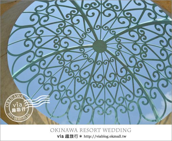【沖繩教堂】沖繩美麗教堂之旅~Aquagrace、Aqualuce、Coralvita教堂18