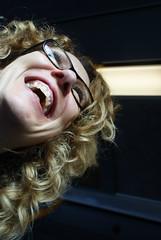 Tina (osto) Tags: portrait woman bus copenhagen denmark europa europe sony zealand tina dslr scandinavia danmark a300 sjlland  osto april2011 alpha300 osto