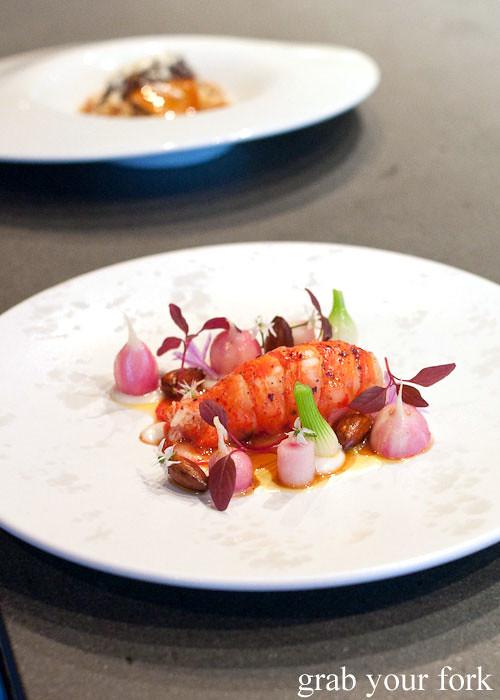 Quay Restaurant Sydney Michelin Star