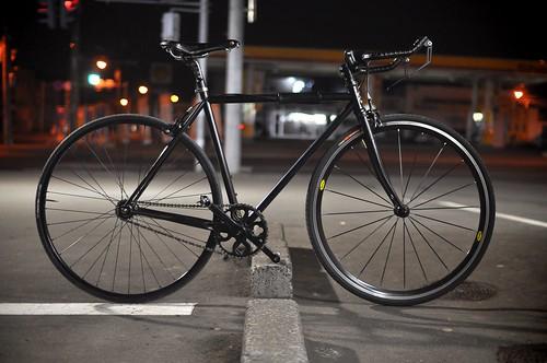 mat bike