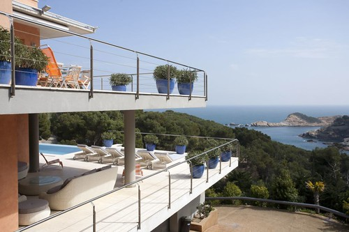 Terraces/Views - property to buy in costa brava - spain