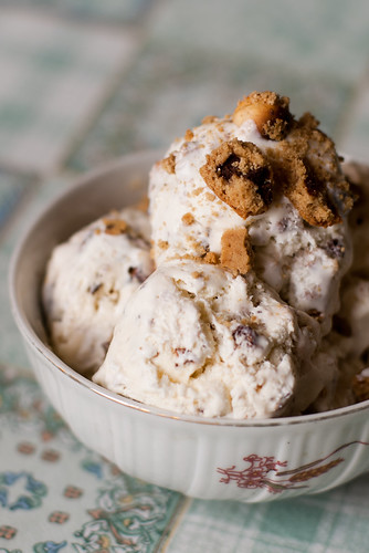 Küpsisejäätis / Choc Chip Cookie Ice Cream