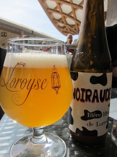 La Noiraude - Bière blanche de Lorraine