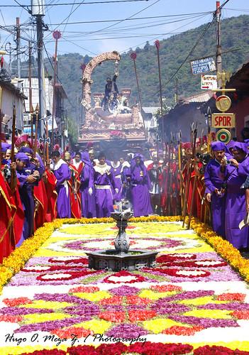 Procesión de La Iglesia de Santa Ana , Antigua Guatemala01