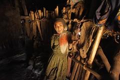 Girl in Geech Village