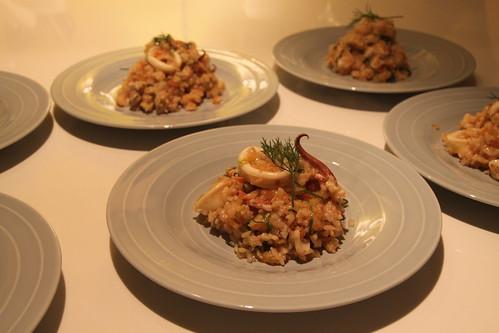 法式海鮮燉飯