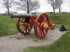 Kanon Kastellet (Gert L) Tags: copenhagen kanon kastellet
