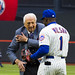Ralph Kiner complains of arm pain