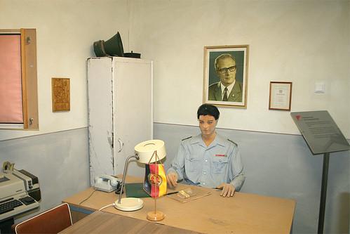 DDR Wachbüro