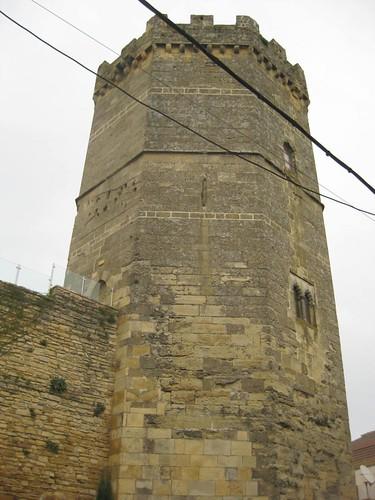 Torre Nueva, cárcel de posguerra