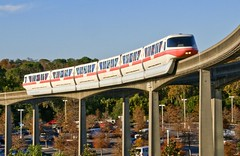 Disney Monorail (Explored) (Ray Horwath) Tags: nikon disney disneyworld nikkor wdw waltdisneyworld contemporaryresort d300 disneytransportation nikkorlens horwath monorailred disneyresorts monorails disneyphotos disneyhotels nikkor18mm200mmlens rayhorwath disneymonorails