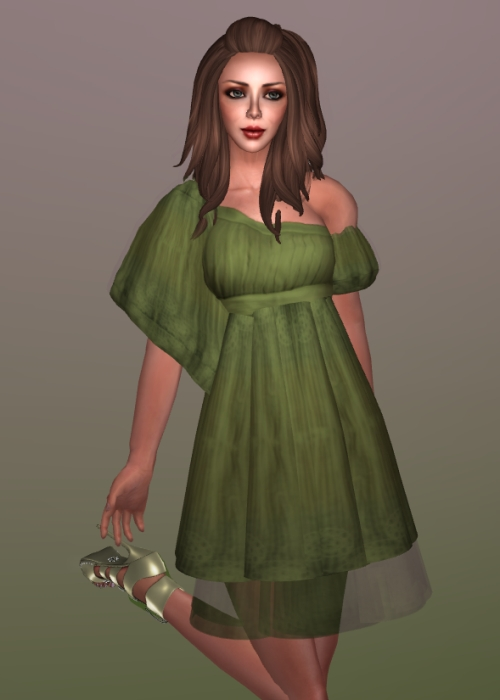 10 Linden Dress