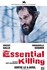 Essential Killing poster movie