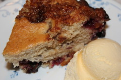 5608626648 3c4cc1dd08 m d Fresh Blackberry Cobbler Dutch oven Style!