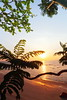 kinda weird... (ChR!s H@rR!0t) Tags: trees sea sun sunrise malaysia penang mygearandme